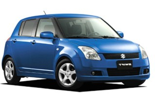 Suzuki Swift (2004-2010) фото