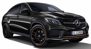 Решётки Mercedes GLE Coupe C292 (2015-2018) фото