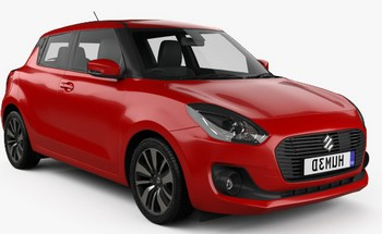 Решётки Suzuki Swift (2017-...) фото