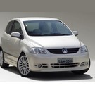 VOLKSWAGEN FOX (2005 - ...) фото