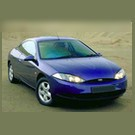 Тормозные диски Ford Cougar (1998-2002) фото