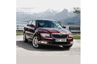Skoda Superb II (2008-2015) фото