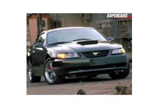 Ford Mustang (1999-2004) фото