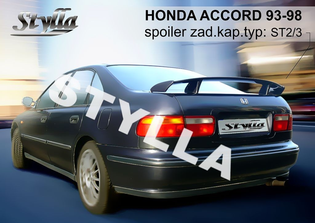 спойлер Honda Accord sedan (1993-1998) фото