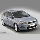 Ford Focus (2005-2010) фото