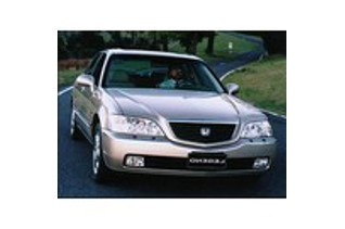 Honda Legend (1995-2004) фото