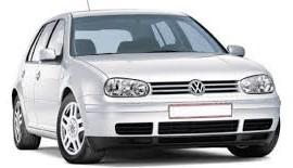 Решётки Volkswagen Golf 4 (1997–2005) фото