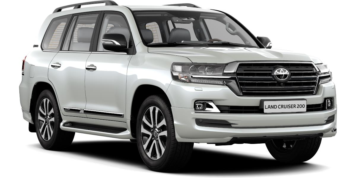 Решётки Toyota Land Cruiser фото