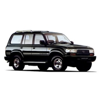 Toyota Land Cruiser J80 (1990-1997) фото