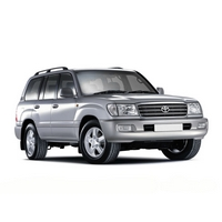 Toyota Land Cruiser J100 J105 (1998–2007) фото