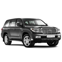Toyota Land Cruiser J200 (2007-...) фото