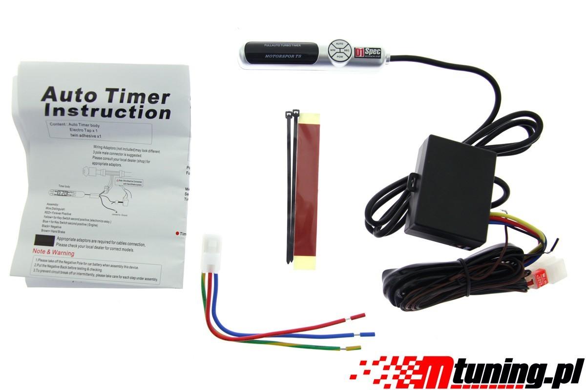 Blitz turbo timer wiring diagram blitz turbo timer wiring diagram feed the wire down to the turbo